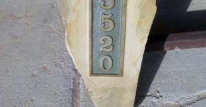 Lawn Care Kansas City Stone Mail Box Project